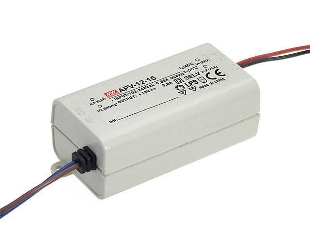 12V Single Output Switching Power Supply