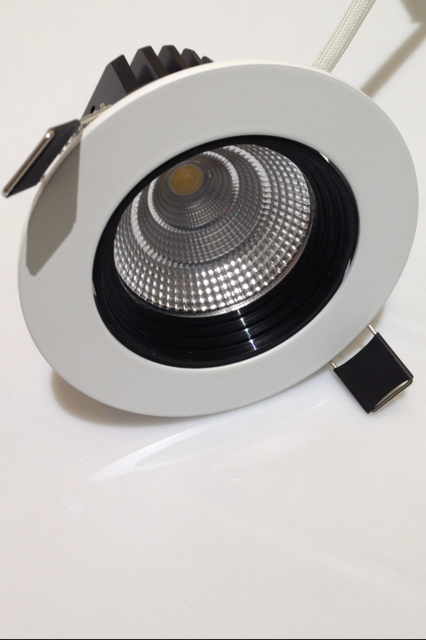 WW COB LED Ceiling Light 5W Non-dimmable